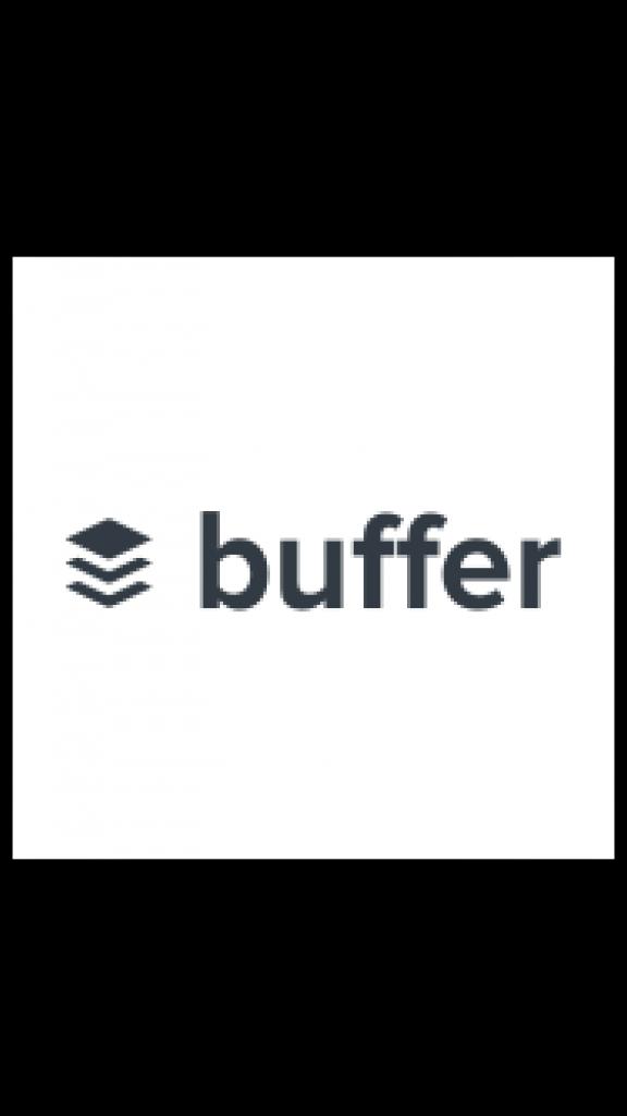 Screenshot of the app buffer