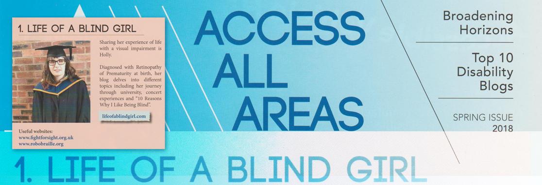 Access All Areas Magazine